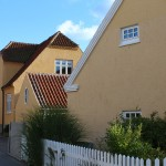 Skagen - Typical houses
